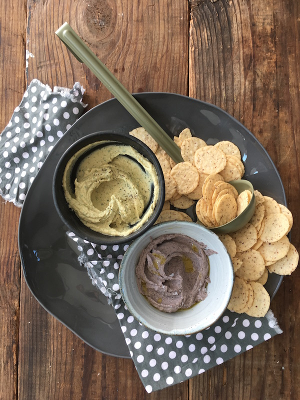 Hummus Recipes, Appetizer Recipes, Hummus, Black Bean Recipes, Libbie Summers, A food-inspired life