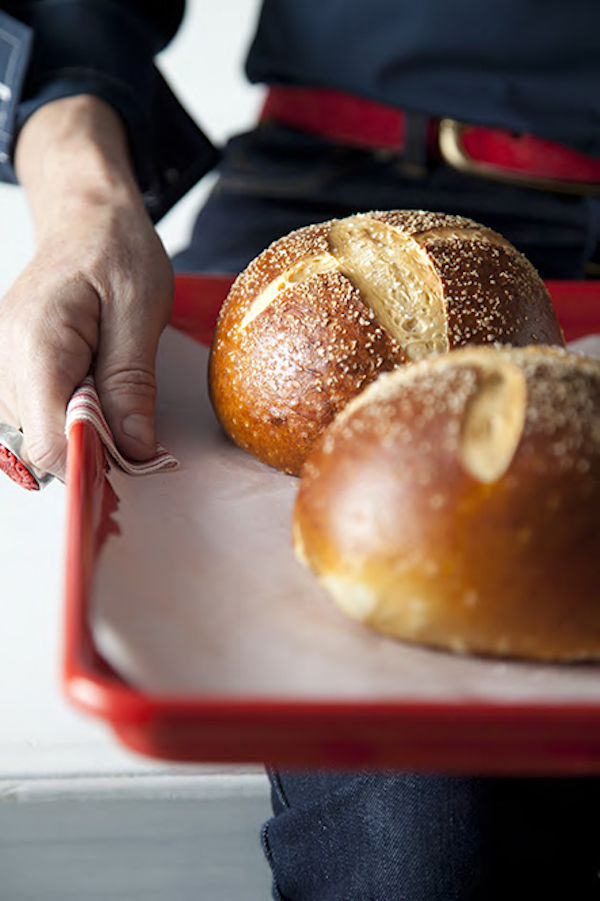 Libbie Summers, A Food-Inspired Life, Sweet and Vicious, Pretzel Bread