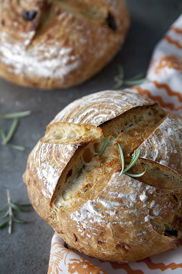 Libbie Summers, A Food-Inspired Life, Bread Recipes