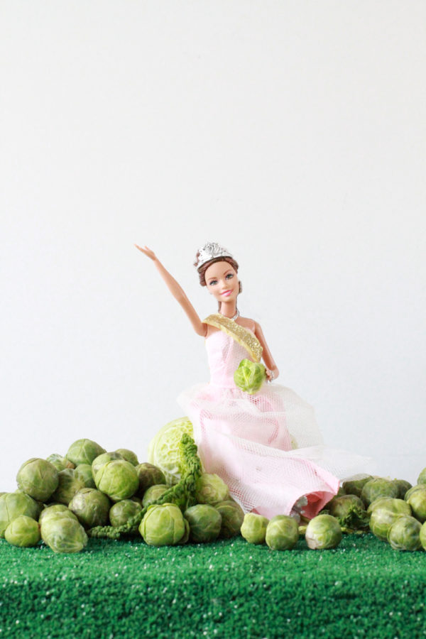 Cabbage, Barbie, Floats, Queens, Libbie Summers Food Inspired life