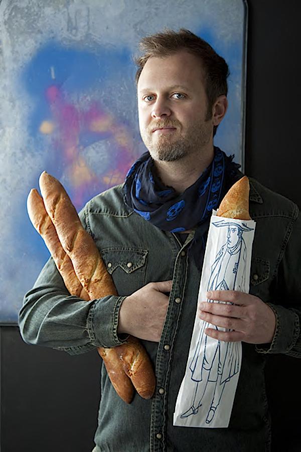 Baguettes, Short Baguettes, Bread Recipes, Bread, Libbie Summers, Sweet and Vicious Cookbook
