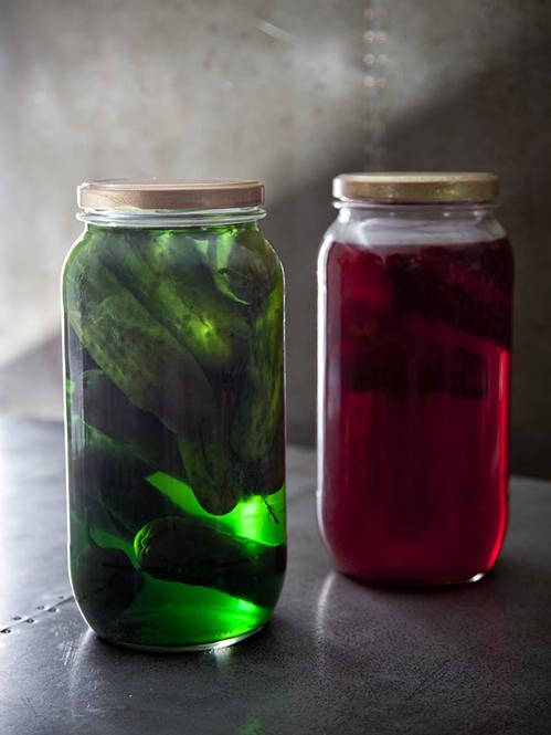 Libbie Summers, A Food-Inspired Life, Pickles, Pickle Recipe, Kool-Aid