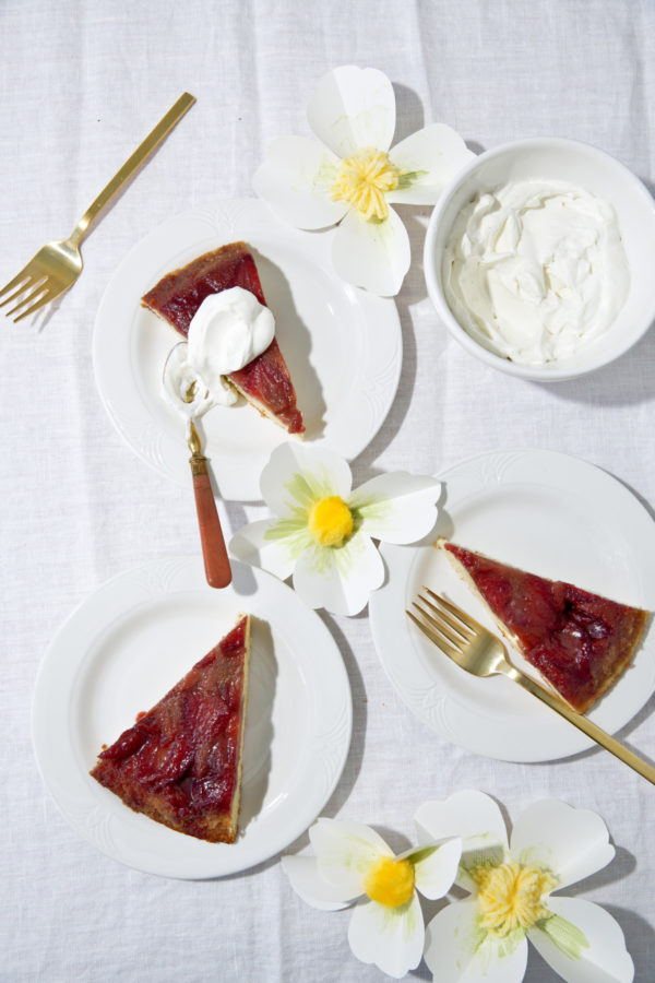 Strawberries, Spring, Dinner Party, Flowers, Libbie Summers, A Food-Inspired Life