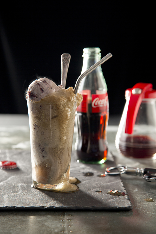 Floats, Coke, Coke Floats, Summer Drinks, Libbie Summers, A food-inspired life