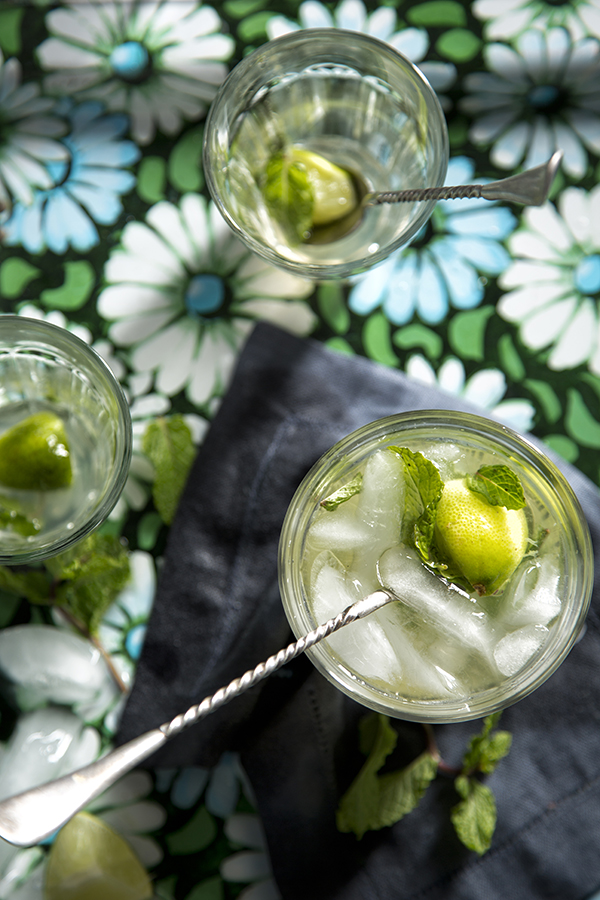 Cuban cocktails, Mojitos, Cocktails, A food-inspired life, Libbie Summers, Food Styling