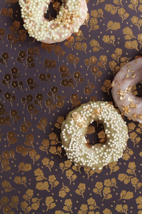 Fancy Donuts, A food-inspired Life, Donut Decorating,
