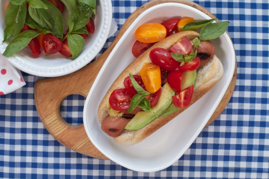 Hot Dogs, Summer Food, Libbie Summers