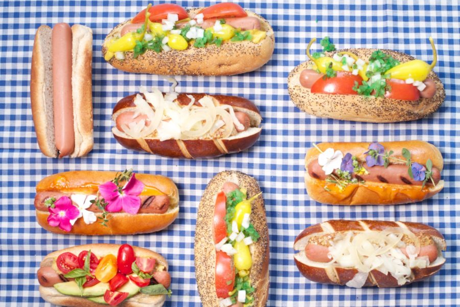 Fancy Hot Dogs, Libbie Summers, Summer Food, Grilling Food, Food Styling,