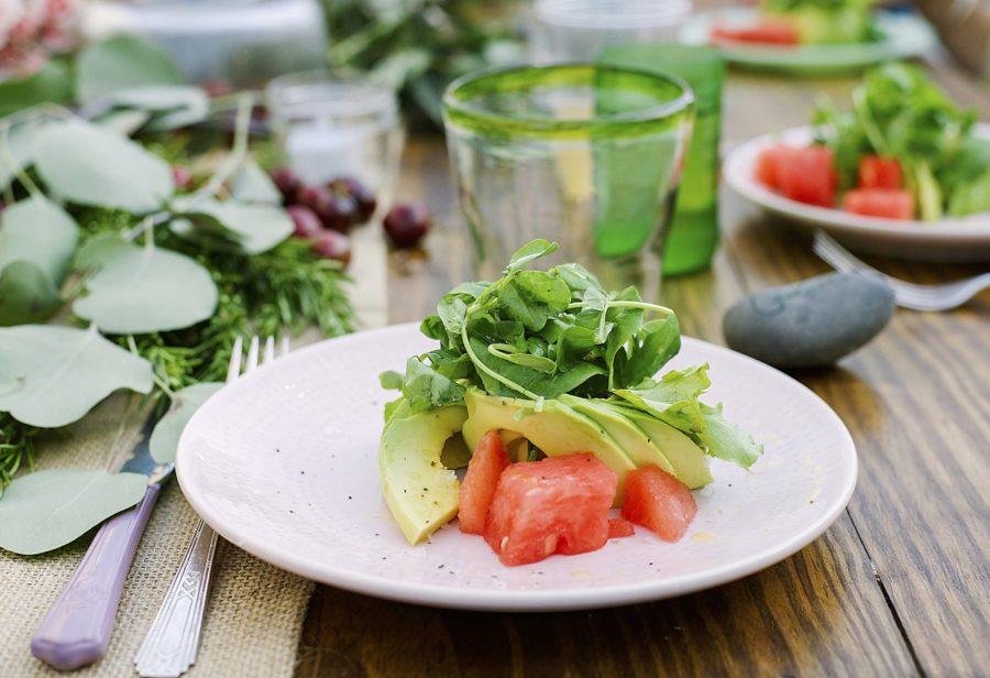 Salads, Summer Salads, Avocado Salads, Watermelon Salads, Libbie Summers, A food-inspired life, parties