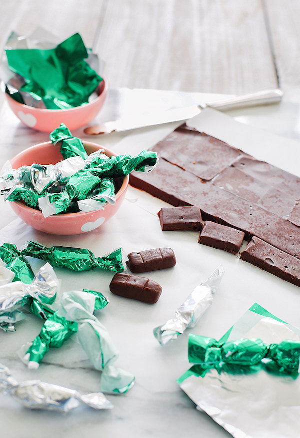 Candy Making, Homemade Candy, Easy Candy Making, Chocolate Candy, Libbie Summers, A food-inspired life