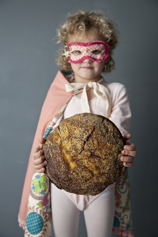 Libbie Summers, A Food-Inspired Life, Chewy Chocolate Bread, Bread Week