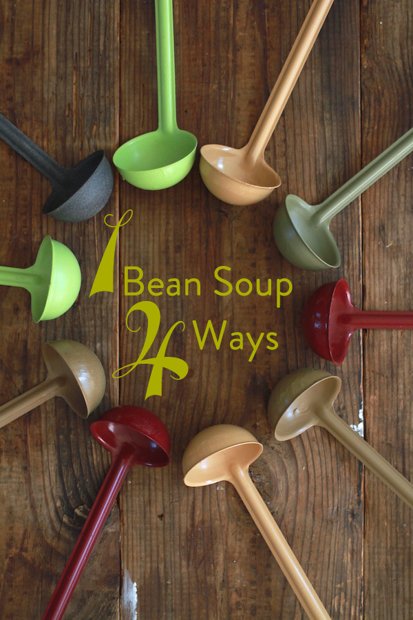 A Food-Inspired Life, Libbie Summers, Bean Soup, Beans,