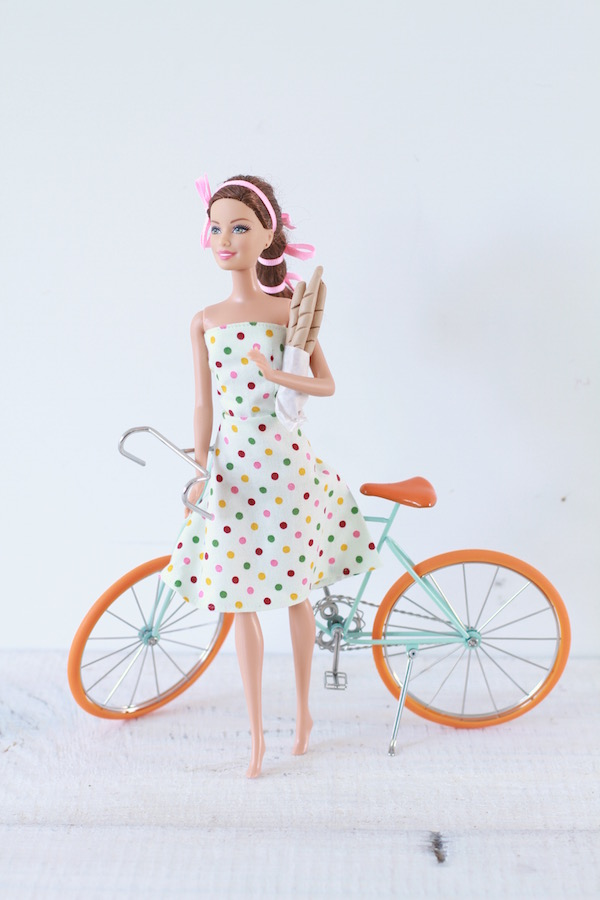 Barbie, Baguettes, Barbie Says, Libbie Summers, Fun with Barbie, French Food