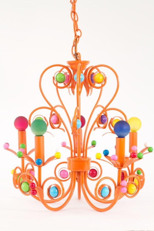 Chandeliers, DIY, Bubblegum Chandelier, Libbie Summers