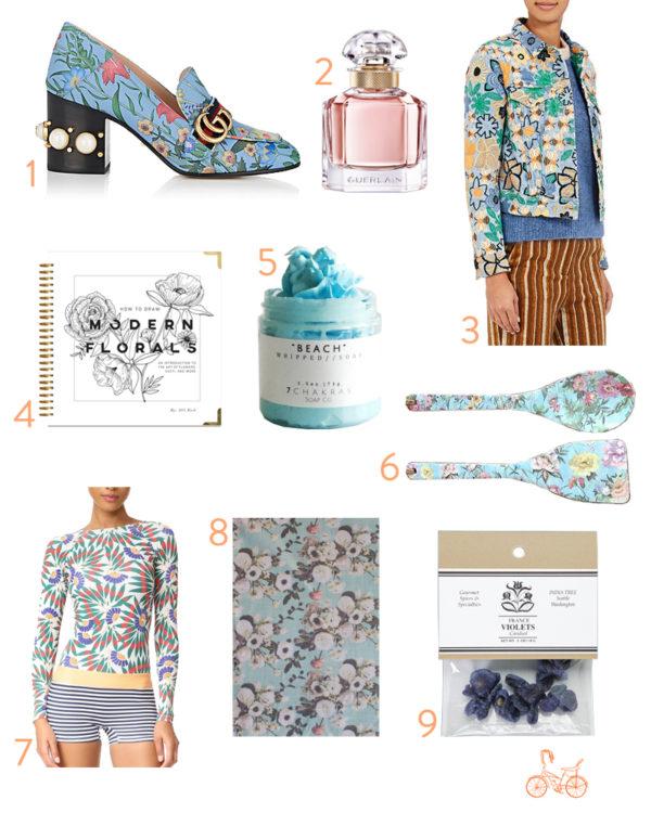 Flowers, Fashion, Soap, Prints