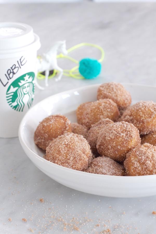 Donuts, Pumpkin Spice Latté, PSL, Muffins, Breakfast Recipes, Libbie Summers Recipes, Donut Recipes, Pumpkin Spice