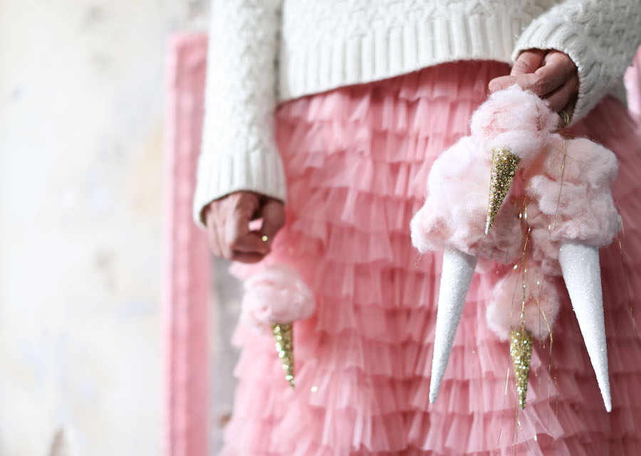 Cotton Candy Christmas, Fun Holiday Decorating, Colorful Christmas, Libbie Summers, A food-inspired life
