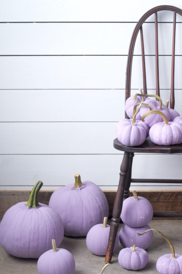 Pumpkins, Painted pumpkins, Libbie Summers, A food-inspired life