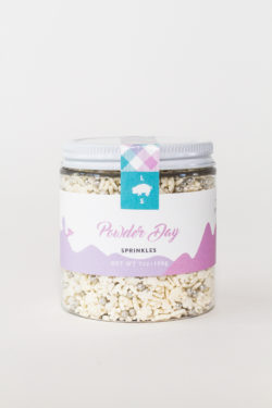 Snowflake Sprinkles, Vail, Cake Decorating, Chic Cakes, Happy, Desserts