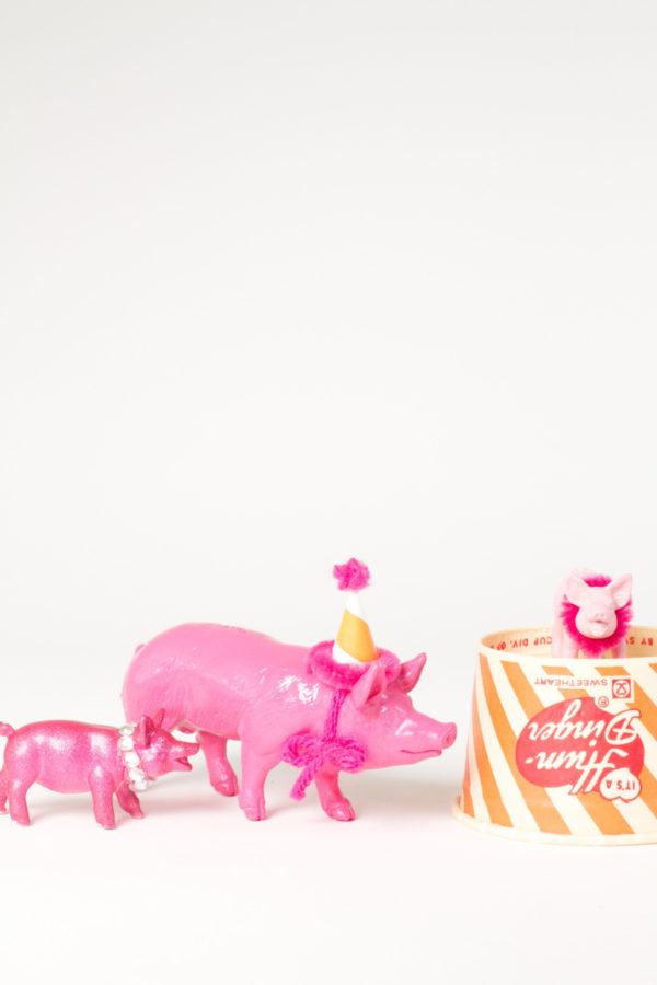 Stop Motion Video, Party Pigs, Pig Videos, Libbie Summers, A food-inspired Life, Pork Parties