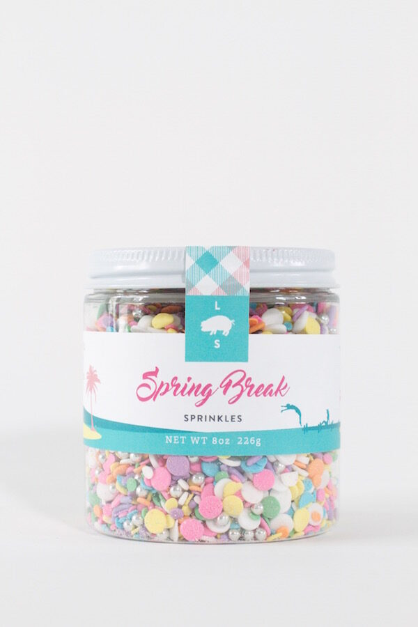 Dessert Decorating, Libbie Summers Sprinkles, #libbiesprinkles, Desserts, Cake Decorating, Spring Break,