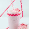 Milkshake Recipes, Strawberry Milkshake, Libbie Summers, A food-inspired life, #libbiesprinkles, Leopold's Ice Cream, Savannah, GA