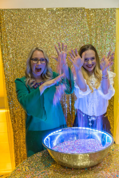 Libbie Summers, A Food-Inspired Life, Sprinkles, SprinkleBooth, Photo Booth, The Southern C Summit, Boomerang, Photostation