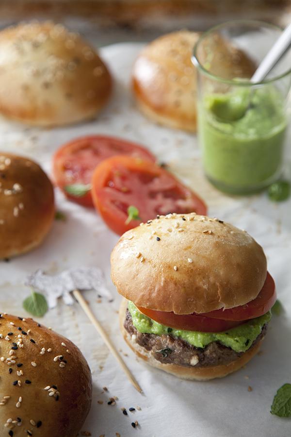 Burger Recipes, Lamb Recipes, Libbie Summers, A food-inspired life, Grilling Recipes, Grilling Burgers, Sweet Peas,