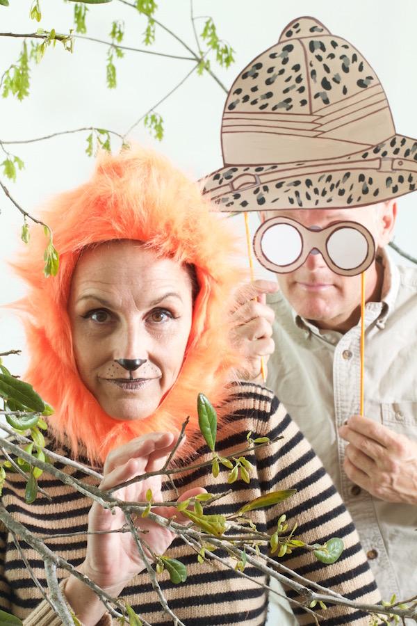Libbie Summers, Photo Booth, Safari, Going on Safari,