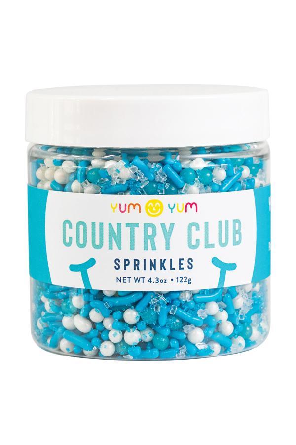 Yum Yum Smile Shop, Cake Decorating, Cookie Decorating, Sprinkles, Blue Sprinkles