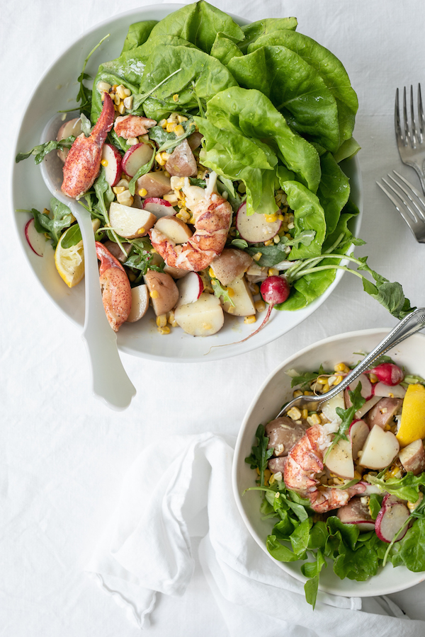 Lobster Salad, Libbie Summers, A food-inspired life, Lobster Recipes, Maine Lobster,