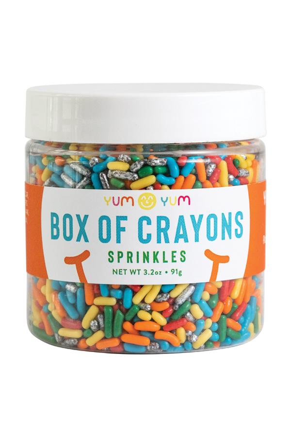 Kid's Sprinkles, Fun Sprinkles, Yum Yum Smile Shop Sprinkles, Baking, Cake Decorating, Cookie Decorating