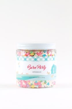 Baking Sprinkles, Baking, LibbieSprinkles, A food-inspired life, Libbie Summers Sprinkles, Cake Decorating, Cupcakes, Cookies, Fun Baking, Barn Animal Sprinkles