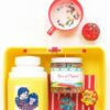 Sprinkles, Primary Colored Sprinkles, Crayon colored Sprinkles, Desserts, Mork and Mindy lunch box, A food-inspired life, food-inspired fun, Cake Decorating