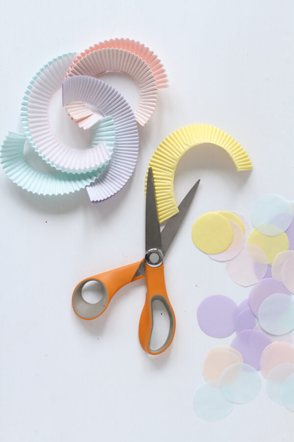 Wreath Making, Cupcake Liners, Crafting, Paper Crafts, Libbie Summers Crafts, Holiday Wreaths