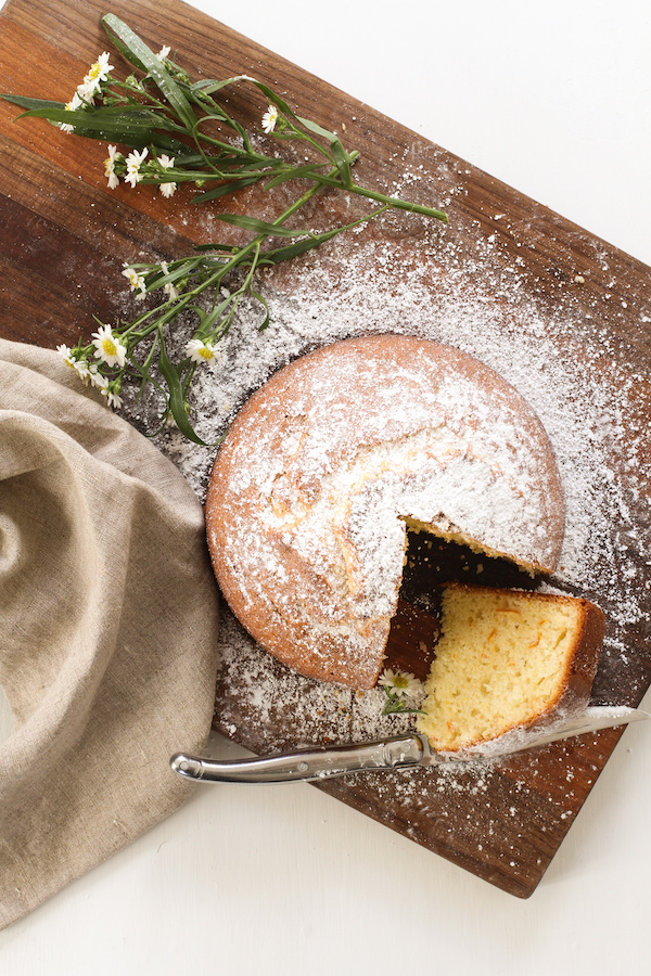 Orange Cake Recipe, Easy Cake Recipes, Citrus Cake, Italian Cake Recipes, Libbie Summers Recipes, Flower of Sicily Extract, Sweet and Vicious Cookbook, Easy Baking,
