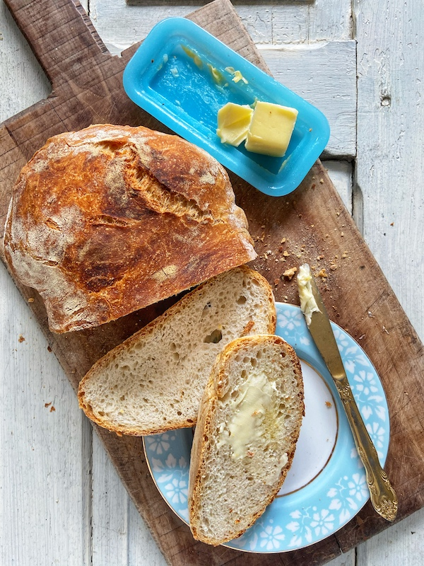 Jim Lahey Bread Recipe, No-knead Bread, Libbie Summers, A food-inspired life