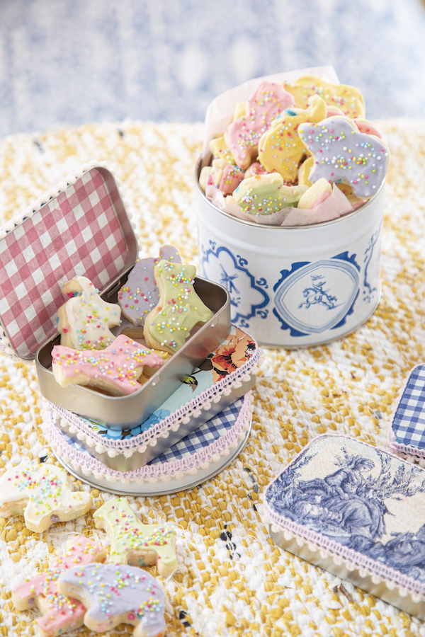 Cookie Recipes, Country Living Magazine, Party Favors, Libbie Summers, The Only Sugar Cookie Recipe You Will Ever Need,